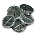 aluminum louvered plugs