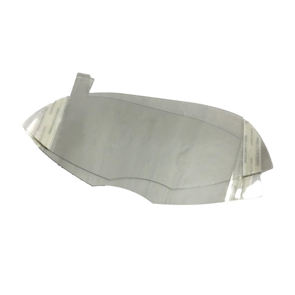 Peel off lens cover for DM-761 North full face mask. 15 lens covers per package.