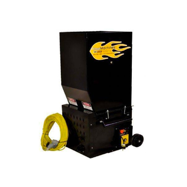 cool 700 insulation blowing machine w 8 amp blower j r products inc