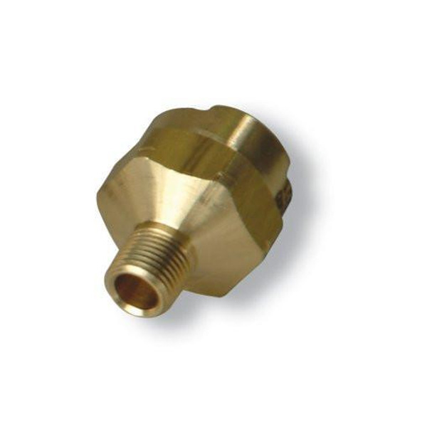 brass quick disconnect base