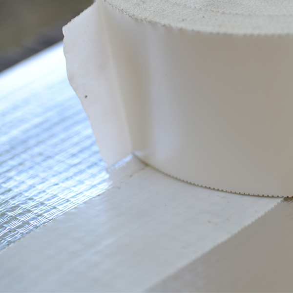 Viper Tape 4 X 180 White Poly Seam J Amp R Products Inc